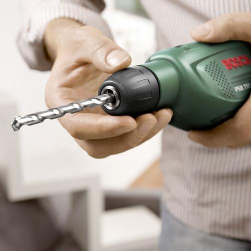 Bosch-PSB-750-RCE-Bohrfutter
