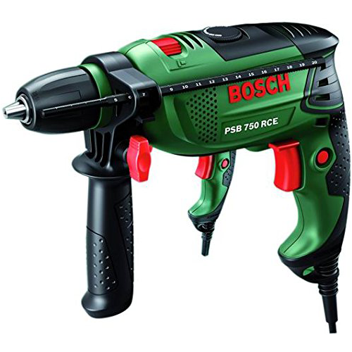 Bosch- PSB-750-RCE Schlagbohrmaschine