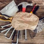 Werkzeug Pflege