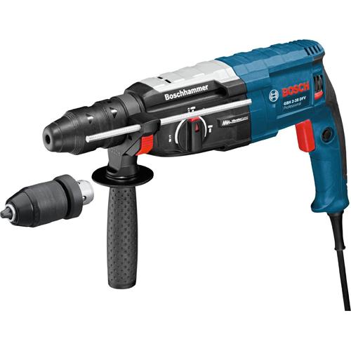 Bekannt Bosch GBH 2-28 DFV im Test › Heimwerker-Werkzeuge SO56