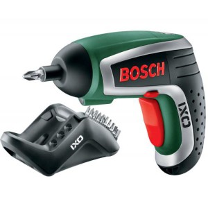 Bosch HomeSeries IXO 4. Generation