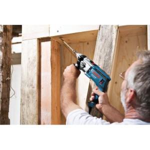 Bosch Professional GSB 19-2 RE Holz bohren