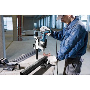 Bosch Professional GSB 19-2 RE Metal bohren