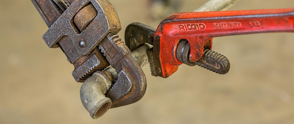 Rohrzange Tipps vom Heimwerker